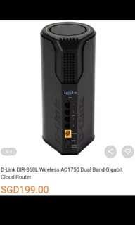 DLink iCloud Router