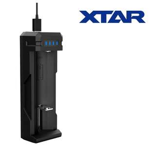 {MPower} XTAR SC1 USB LED Quick Charger 鋰電池 快速 充電器 ( For 18650 / 26650 / 20700 )- 原裝行貨