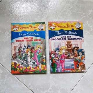 Thea Stilton Storybooks