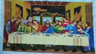 Kristik Last Supper (Perjamuan Terakhir)