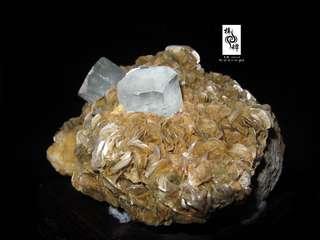 【海藍】馬達加斯加海藍寶石原礦