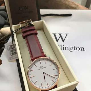 Authentic Daniel Wellington Suffolk