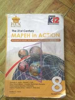 g8 mapeh book