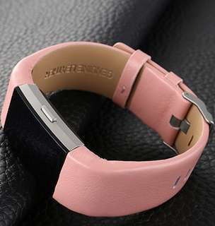 Instock #JANSIN Fitbit charge 2 strap lady pink