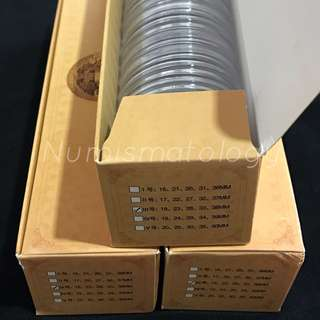 3boxes Coin Capsules