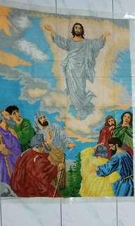 Kristik Kenaikan Tuhan Yesus