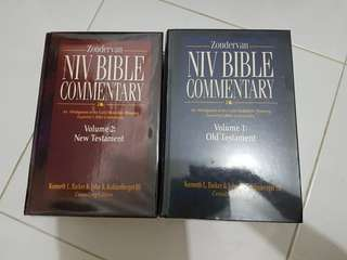 Used once Bible Commentary