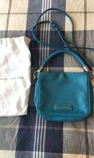 Marc by Marc Jacobs blue shoulder bag