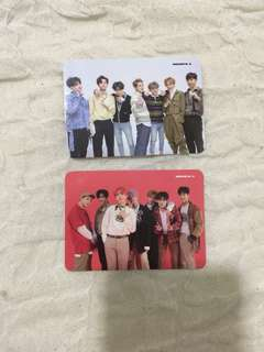 [WTS] MONSTA X The Connect Dejavu Group PCs
