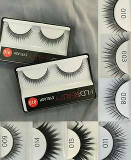 Huda Beauty Lashes (inspired)