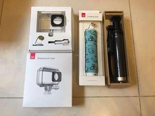 全新4K運動相機,連防水機殼,自拍神器,浮水杆配件等⋯