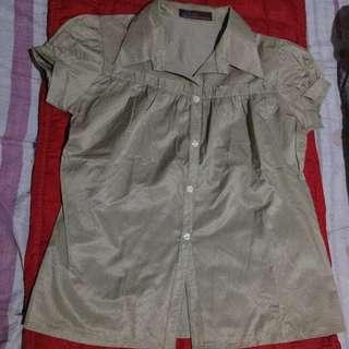 hip STOP  blouse free size
