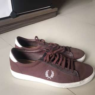 Fred Perry RARE SNEAKERS!!