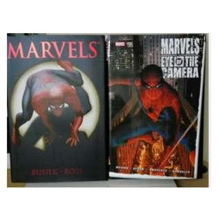 Marvels & Marvels: Eye of the Camera (comics)