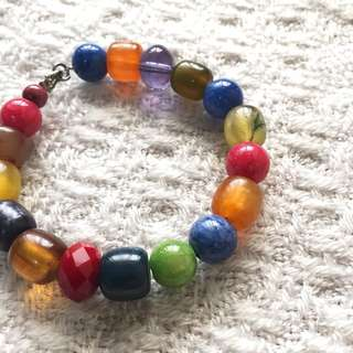 Handmade Beads Bracelet