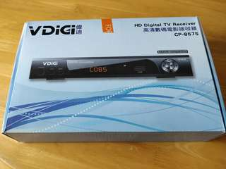 Vdigi HD Digital TV Receiver