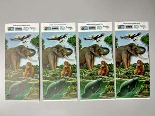 Voucher Ticket for Singapore Zoo, Night Safari, River Safari & Bird Park