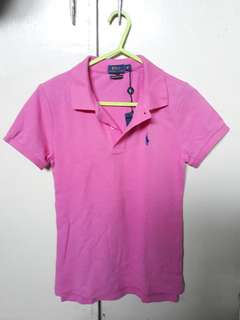 Authentic Ralph Lauren Skinny Polo Shirt