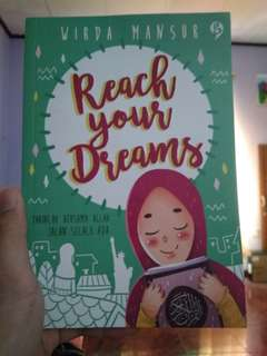 Reach your dreams by wirda mansyur