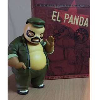 MuttPOP El Panda Original Vinyl