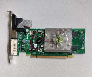 Geforce 8400 256MB DDR2 Nvidia graphic card 中古獨顯卡