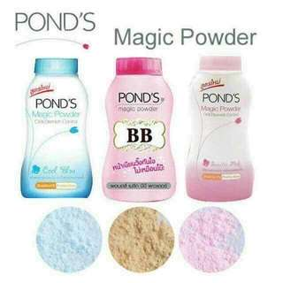 Ponds PowderBlue&Pink from Thailand