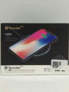 🚚 Thunder Plus Fast Charging Wireless Charger