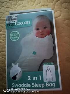 Swaddle sleep bag - ergoPouch