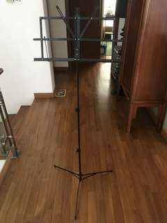 Metal Collapsible Music Stand