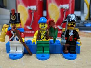 Lego 852543 海盜磁石一套