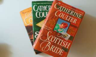 Catherine Coulter Books (3 pcs)