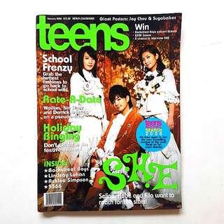 S.H.E - Teens Magazine