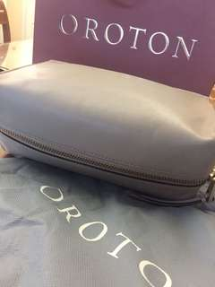 Original new Oroton clutch