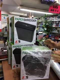 A4家用碎紙機 A&B paper shedder