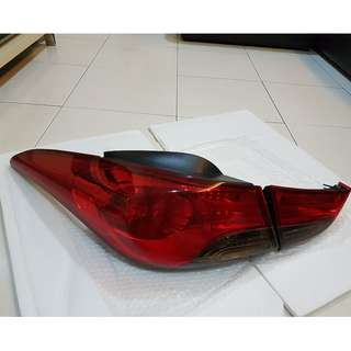 Hyundai Elantra 2012 - 2015 Original Tail Lamp