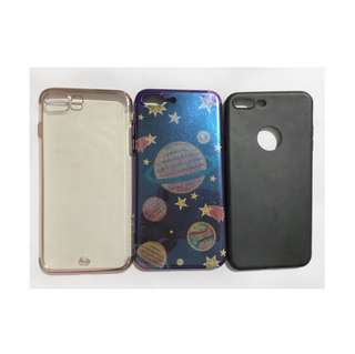 [Pre-loved] [Bundle] iphone 7 8 plus + 7+ 8+ cases phone mobile