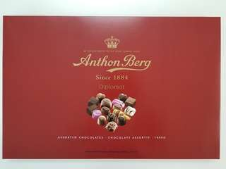 Anthon berg 具有悠久歷史的朱古力,展現經典之作和創新之作 生產地 Denmark 丹麥 1 Kg 1000g