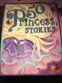 50 Princess Stories