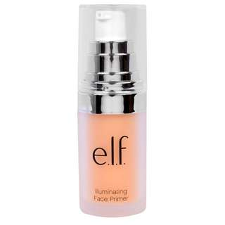 🚚 🔴BEST SELLER INSTOCK🔴 Elf Cosmetics, Illuminating Face Primer, Radiant Glow, 0.47 fl oz (14 ml)