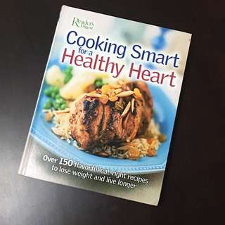 Cooking Smart for a Healthy Heart Recipe Book