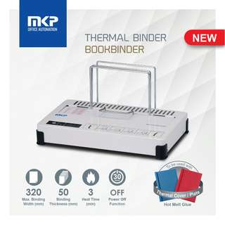 MKP Thermal Binder Machine BOOKBINDER