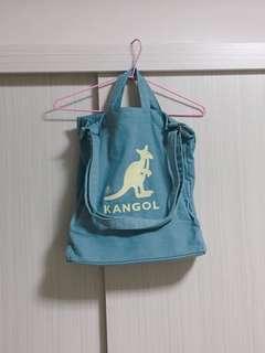 🚚 Kangol帆布包