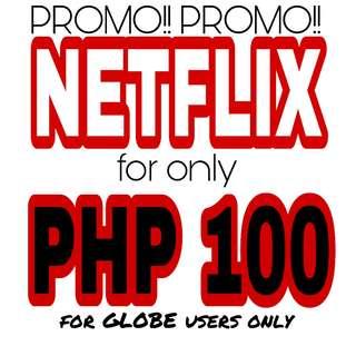 Promo Alert!! Cheap Netflix Premium ❤