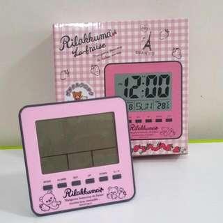 近新正版鬆馳熊時間温度計