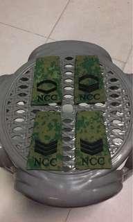 NCC Ranks