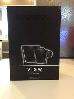 Nespresso 咖啡杯套裝