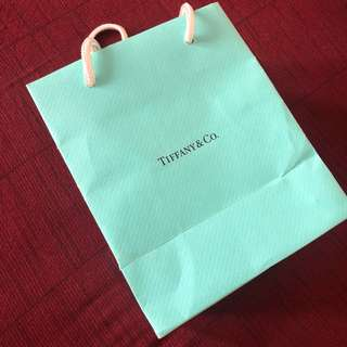 Paper Bag Tiffany&Co