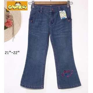 Garfield Barbie Girl's Kids Denim Pants PK28