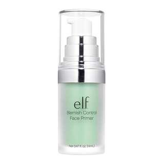 🚚 🔴BEST SELLER ONHAND🔴Elf Primer,  Blemish Control Face Primer, Clear, 0.47 fl oz (14 ml)