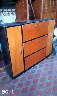 Drawer /Shoe Cabinet 4.5ftx1ft.x3.5ft(LxWxH)